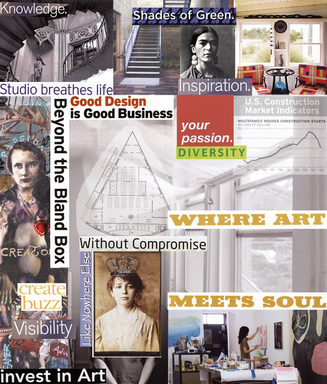 Michelle Casey Visual Art Business Plan 2009