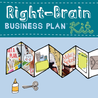 right brain business plan facilitator meaning