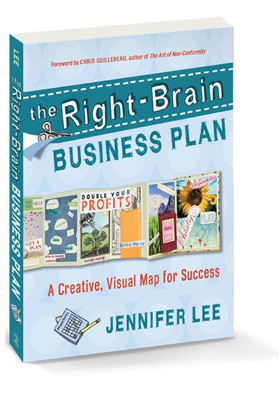 Move Your Business Forward with The Right-Brain Business Plan® Workshop