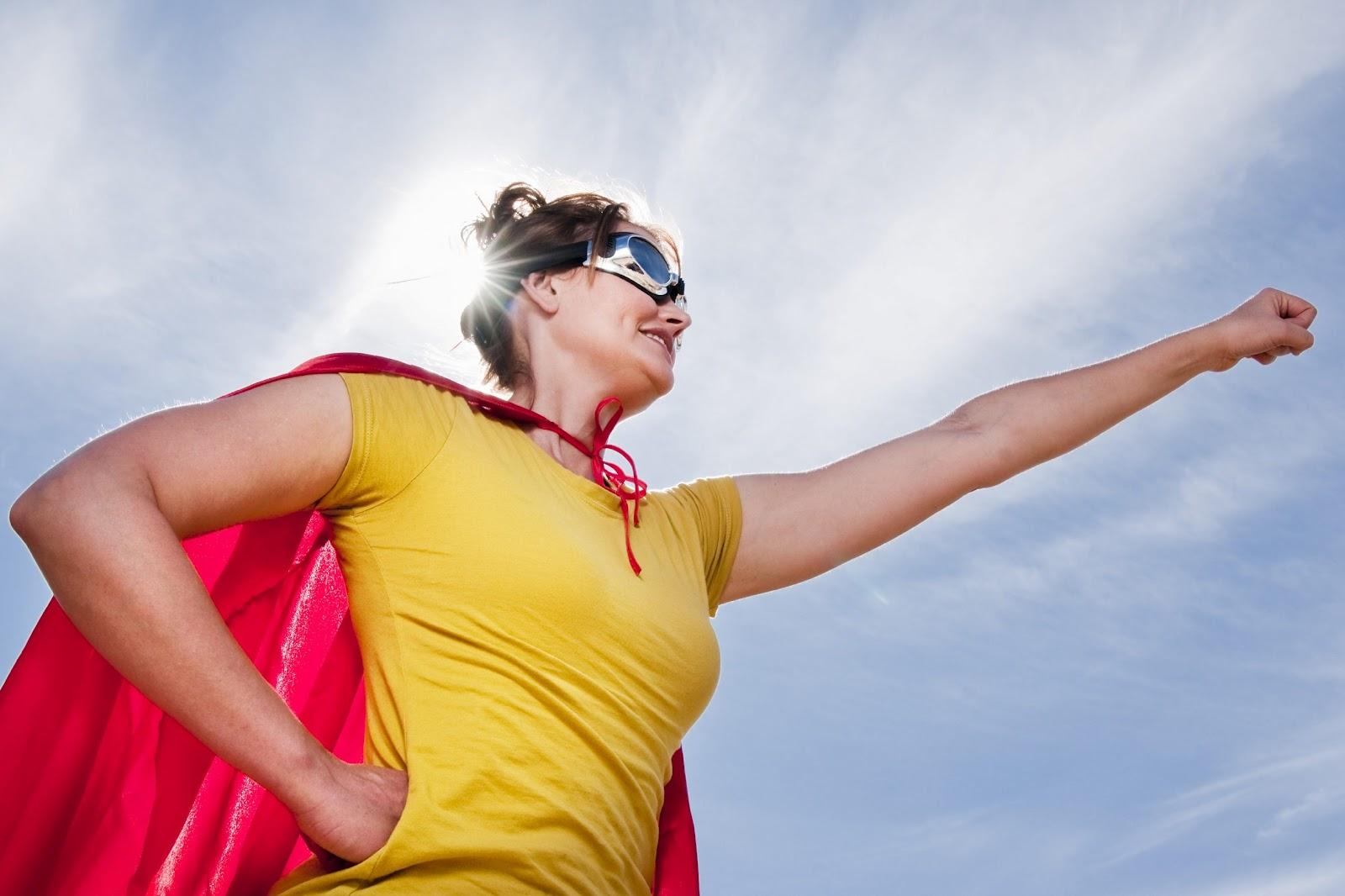 Superwoman Doesn't Do Windows thumbnail